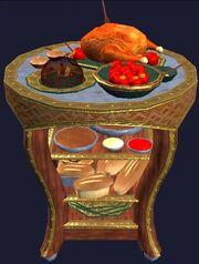 Legend's Food Cart (Visible)