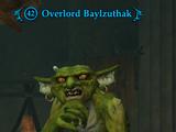 Overlord Baylzuthak
