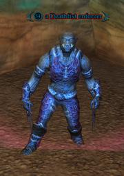 A Deathfist enforcer