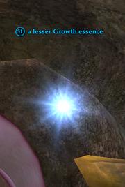 A lesser Growth essence