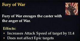 Fury of War