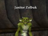 Janitor Zolbuk