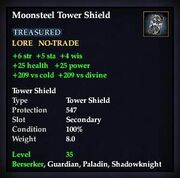 Moonsteel Tower Shield