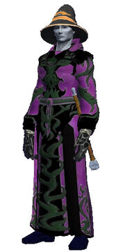 Robe of the Archivist (visible)