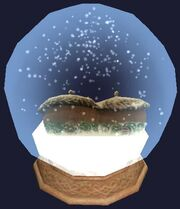 The Fae Snowglobe (Visible)