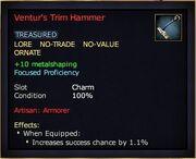 Ventur's Trim Hammer
