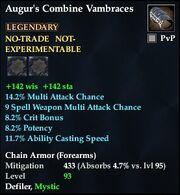 Augur's Combine Vambraces