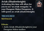 Aviak (Shadowknight)