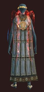 Cloak of the Grandmaster Armorer (Visible)