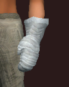 Saintly Vicar's Plate Gloves (Equipped)