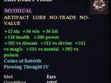 Chel'Drak's Tooth (Version 1)
