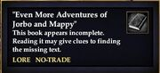 Even More Adventures of Jorbo and Mappy (Book)