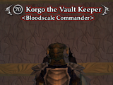 Korgo the Vault Keeper