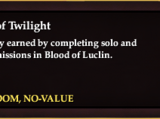 Mark of Twilight