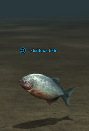 A shallows fish (Thundering Steppes)