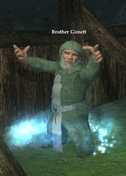 Brother Gimeft (NPC)