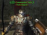 Commander Vask