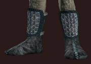 Female tradesman boots (Equipped)