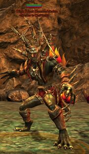 High Priest Hamanu'akaloa