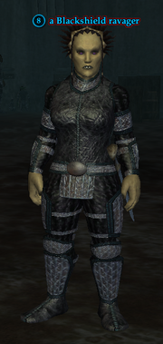 A Blackshield ravager