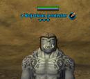 A Rujarkian protector
