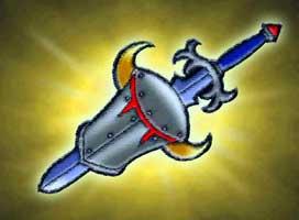 Deity symbol ralloszek