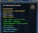 Ice Hardened Guards