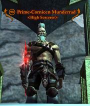 Prime-Cornicen Munderrad