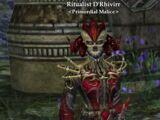 Ritualist D'Rhivirr