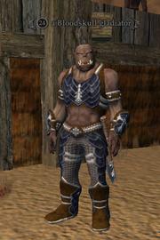 A Bloodskull gladiator
