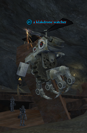 A klakdrone watcher