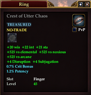 Crest of Utter Chaos