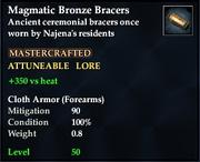 MagmaticBronzeBracers