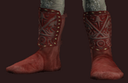 Russet Boots of the Far Seas Traders (Equipped)