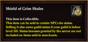 Shield of Grim Shales