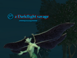 A Darkflight savage