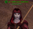An Adherant diabolist (The Tombs of Night: A Search For Answers)