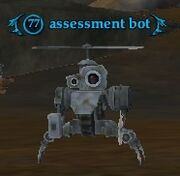 Assessment bot