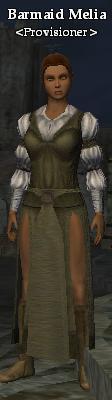 Barmaid Melia