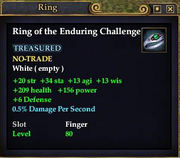 Ring of the Enduring Challenge