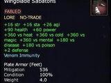 Wingblade Sabatons (Version 1)