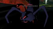 An extraplanar invader