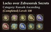 Locks over Zebuxoruk