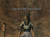 Sarchel the Storyteller