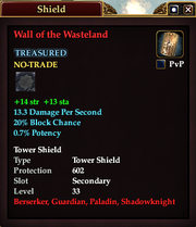 Wall of the Wasteland