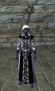 A dark Thexian ritualist