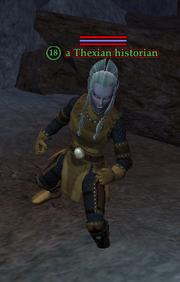A Thexican historian