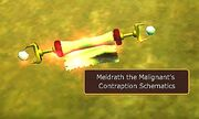 Meldrath the Malignant's Contraption Schematics