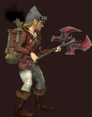 Razor Sharp Bloodiron Axe (Equipped)