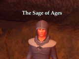 The Sage of Ages (Maiden's Gulch: Rescue of the Sage)